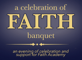 Celebration of Faith Banquet